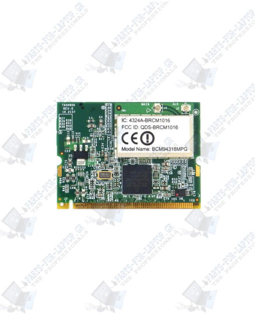 ACER ASPIRE 5000 5100 MINI PCI WIRELESS CARD BCM94318MPG