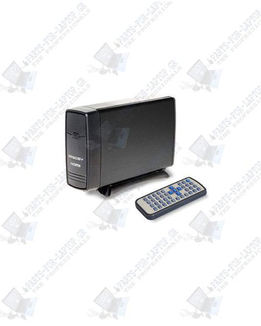 ARGOSY MOBILE VIDEO HDD PRO HDMI HV359T MEDIA PLAYER