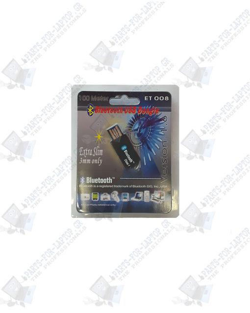 BLUETOOTH USB DONGLE ET008