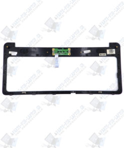 COMPAQ PRESARIO CQ60 SURROUND BEZEL & POWER BUTTON 496828-001