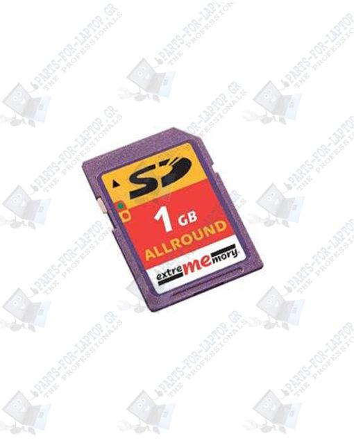 EXTRE MEMORY SD CARD ALLROUND 1GR