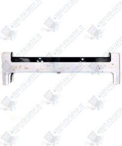 HP DV7-3000 POWER BUTTON COVER PANEL WHITE 531730-001