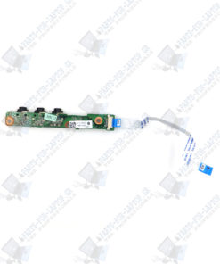 HP PAVILION DV6-1000 SERIES AUDIO SOUND BOARD & CABLE 32UT3AB0030