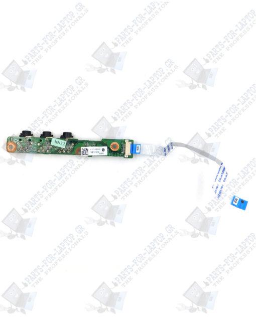 HP PAVILION DV6-1000 SERIES AUDIO SOUND BOARD & CABLE 32UT3AB0030