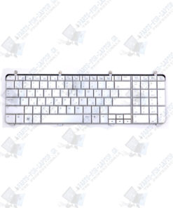 HP PAVILION DV7-2000 DV7-2200 DV7-3000 KEYBOARD WHITE 570140-001