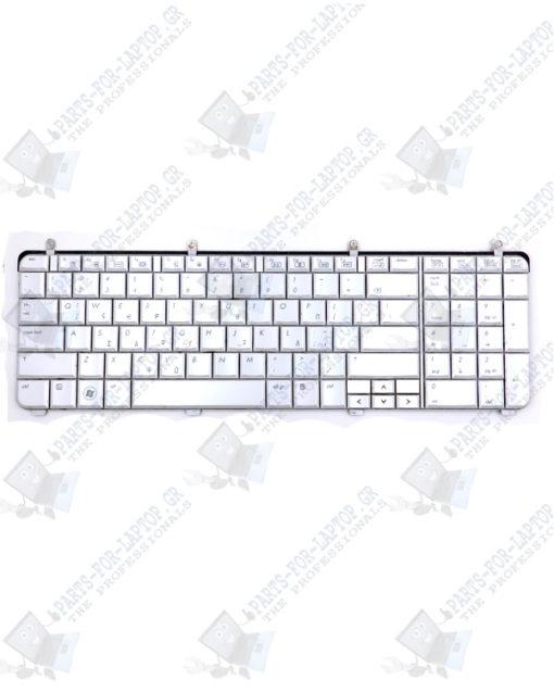 HP PAVILION DV7-2000 DV7-2200 DV7-3000 KEYBOARD WHITE 570140-001