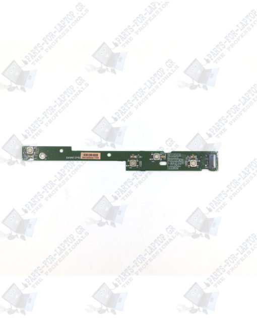 HP PAVILION ZD8000 SERIES POWER BUTTON BOARD W/CABLE DA0NT2PB2D1 36NT2BD0006