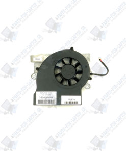 HP PAVILION ZD8000 SMALL COOLING FAN 380029-001