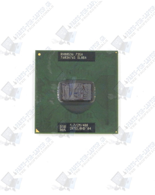 INTEL PENTIUM M 1.7 CPU 735A