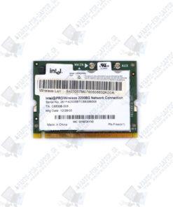 INTEL PRO MINI PCI WIFI CARD WM3B2200BG