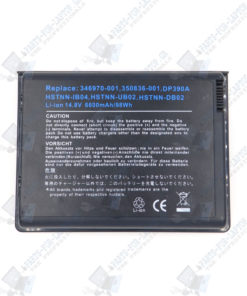 LI-ION BATTERY FOR COMPAQ 345035-001 346970-001 345030-001 HSTNN-IB04 HSTNN-IB14