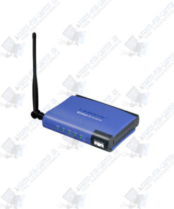 LINKSYS WIRELESS-G PRINT SERVER FOR USB 2.0 WPS54GU2