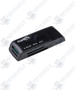 NATEC NCZ 0560 ANT 3 MINI CARD READER
