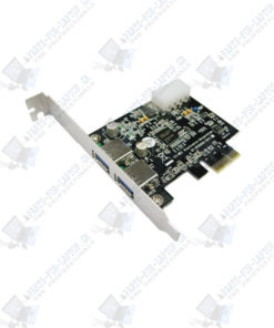 NOD CEX 004 PCI EXPRESS CARD USB3.0 2 PORTS