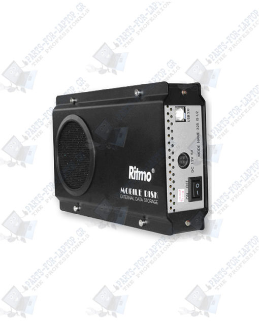 RITMO 3,5 FAN SATA USB 2.0 HDD CASE CE-3591