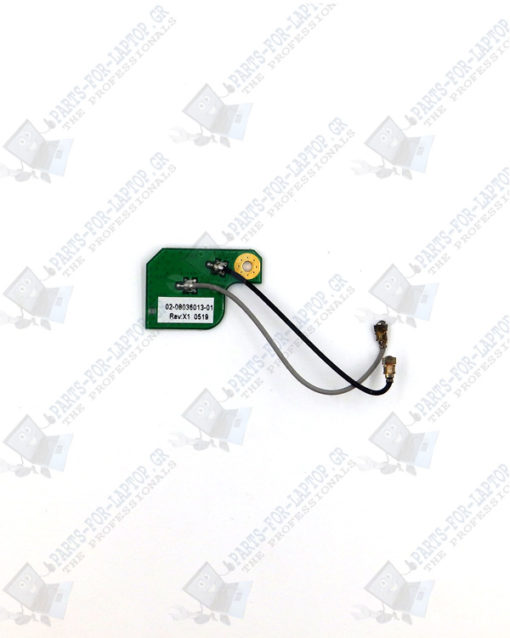 SONY PCG-7A1M WIFI CABLE EXTENDER BOARD 02-08036013-01
