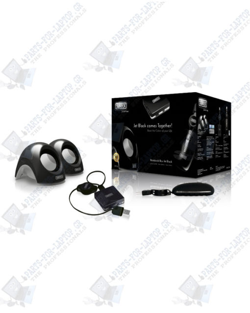 SWEEX NOTEBOOK BOX JET BLACK SP930